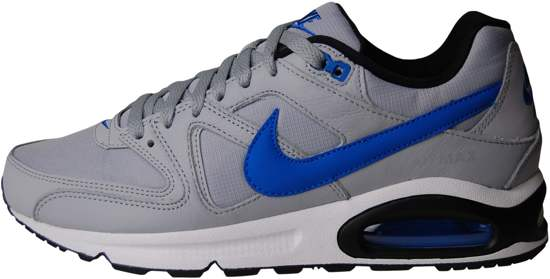 nike air max command grijs